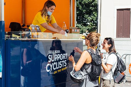 Selle Royal e Grafiche Tassotti: partnership vicentina per promuovere la mobilità responsabile