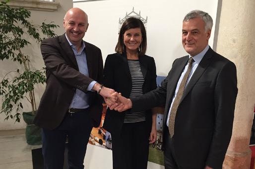 Bibetech dona una nuova luce a Villa Valmarana Morosini, sede del CUOA