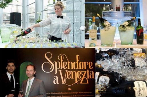 "Casa Vinicola Zonin main sponsor della mostra ""Splendore a Venezia"""