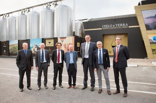Cielo e Terra rientra nella prestigiosa classifica delle maggiori imprese vinicole italiane