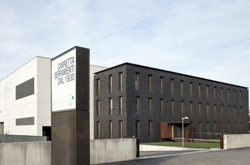 Carretta Serramenti: un nuovo impianto per l'innovazione