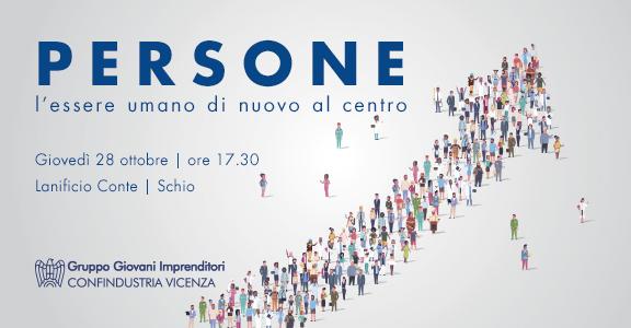 """""""Persone: l'essere umano di nuovo al centro"""". L'Assemblea 2021 dei Giovani Imprenditori"""