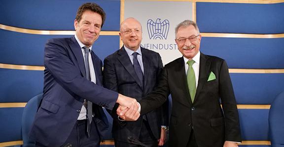Trilateral Business Forum: Confindustria, BDI e MEDEF unite per affrontare le sfide dei mercati