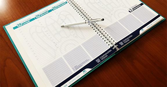 Agenda 2022 Confindustria Vicenza: prenota il tuo spazio pubblicitario