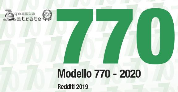 Modello 770/2020: ufficiale la proroga al 10 dicembre
