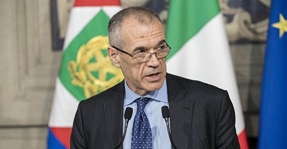 """Il video completo dell'incontro con Carlo Cottarelli: """"L'economia e i mercati mondiali nel 2020"""""""